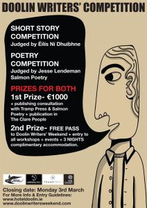 Doolin Writer's Competition